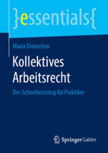 eBook Kollektives Arbeitsrecht Cover