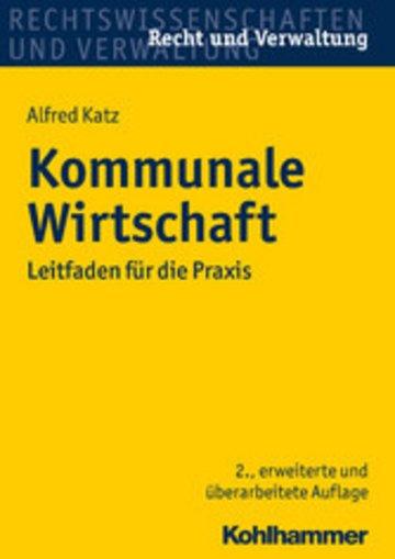 eBook Kommunale Wirtschaft Cover