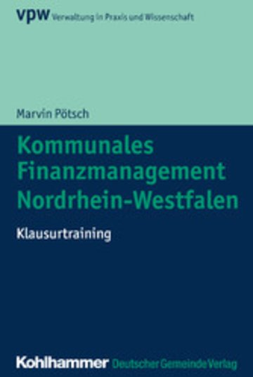 eBook Kommunales Finanzmanagement Nordrhein-Westfalen Cover