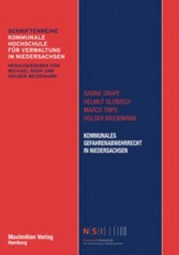 eBook Kommunales Gefahrenabwehrrecht in Niedersachsen Cover