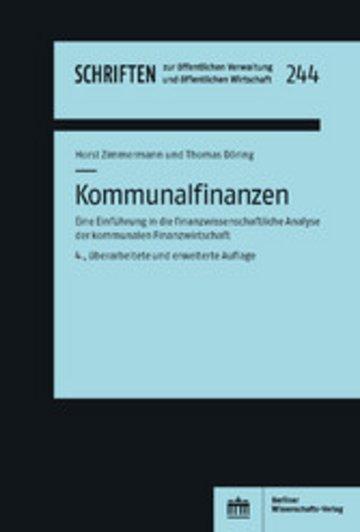 eBook Kommunalfinanzen Cover
