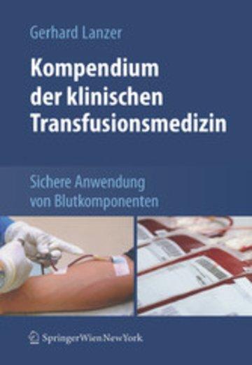 eBook Kompendium der klinischen Transfusionsmedizin Cover