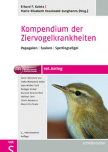 eBook Kompendium der Ziervogelkrankheiten Cover