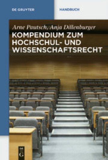 eBook Kompendium zum Hochschul- und Wissenschaftsrecht Cover