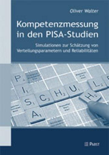 eBook Kompetenzmessung in den PISA-Studien Cover
