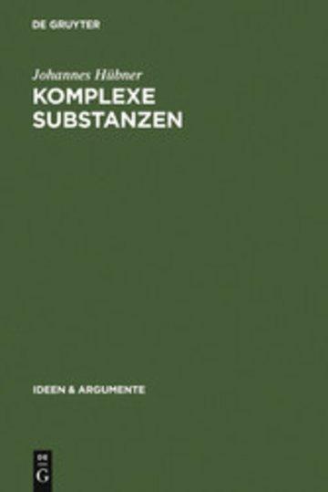 eBook Komplexe Substanzen Cover