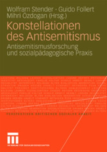 eBook Konstellationen des Antisemitismus Cover