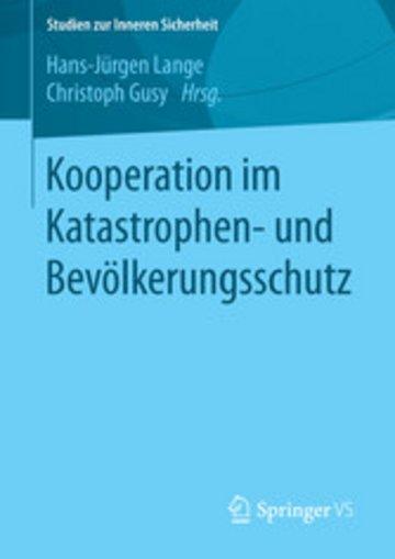 eBook Kooperation im Katastrophen- und Bevölkerungsschutz Cover