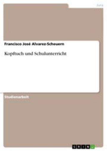eBook Kopftuch und Schulunterricht Cover