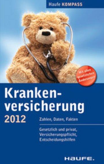 eBook Krankenversicherung Cover