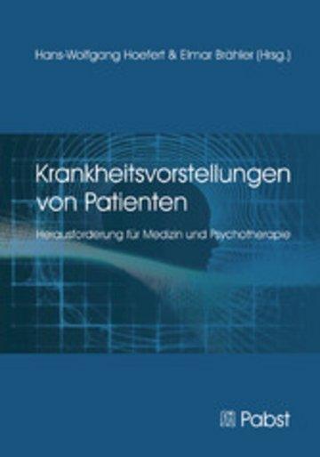 eBook Krankheitsvorstellungen von Patienten Cover