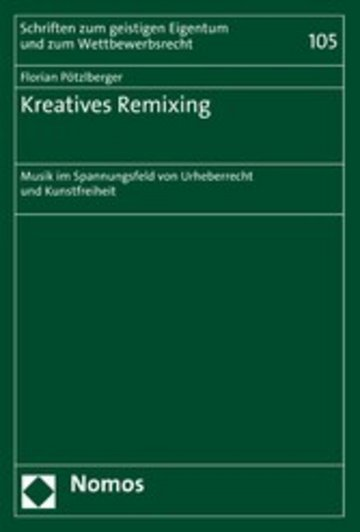 eBook Kreatives Remixing Cover