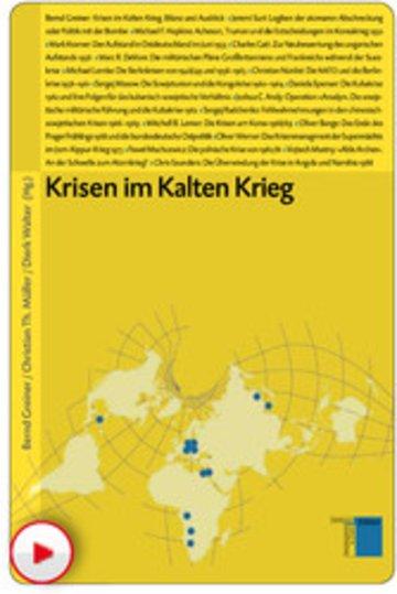 eBook Krisen im Kalten Krieg Cover