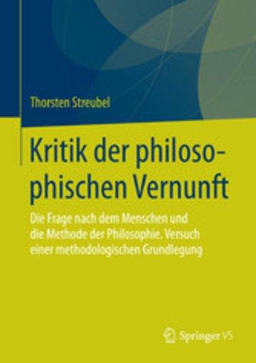 eBook Kritik der philosophischen Vernunft Cover