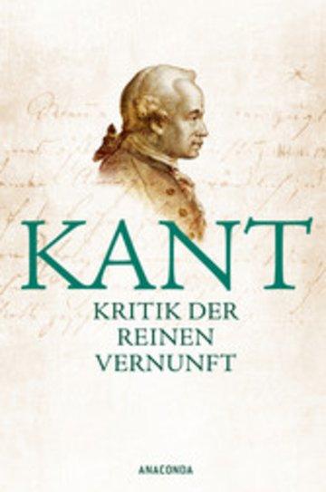 eBook Kritik der reinen Vernunft Cover