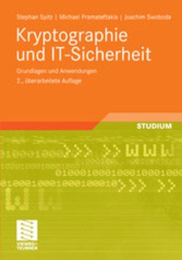 eBook Kryptographie und IT-Sicherheit Cover