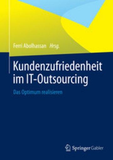 eBook Kundenzufriedenheit im IT-Outsourcing Cover