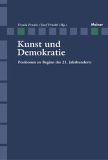 eBook Kunst und Demokratie Cover