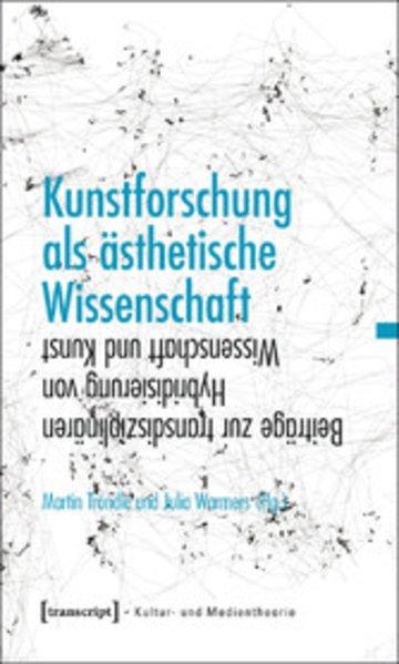 eBook Kunstforschung als ästhetische Wissenschaft Cover