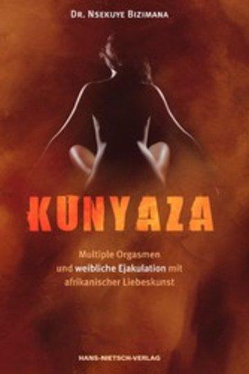 eBook Kunyaza Cover