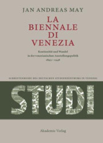 eBook La Biennale di Venezia Cover