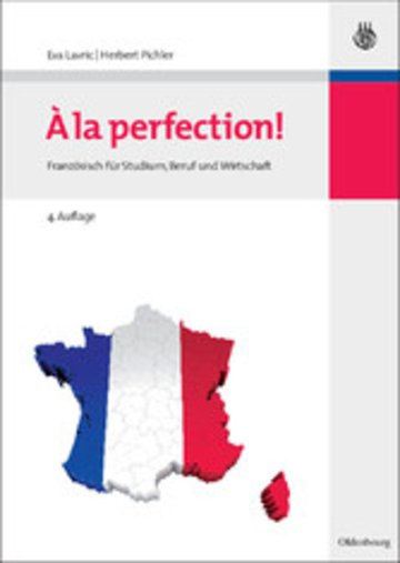 eBook A la perfection! Cover