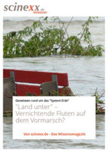 eBook 'Land unter' Cover