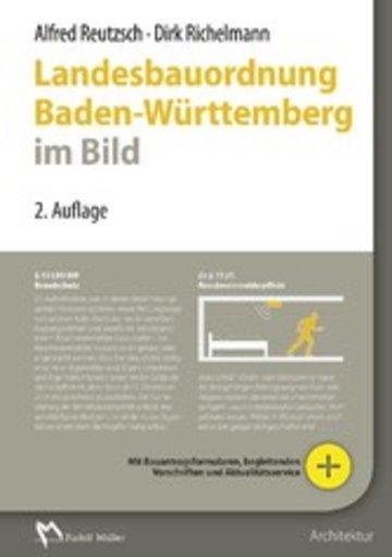 eBook Landesbauordnung Baden-Württemberg im Bild - E-Book (PDF) Cover