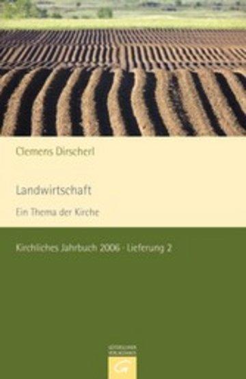 eBook Landwirtschaft - Dein Thema der Kirche Cover