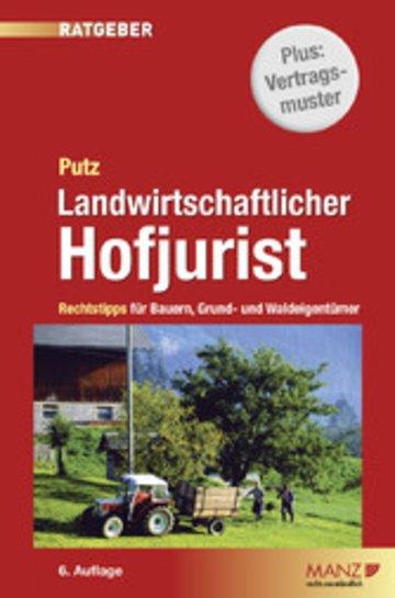 eBook Landwirtschaftlicher Hofjurist Cover