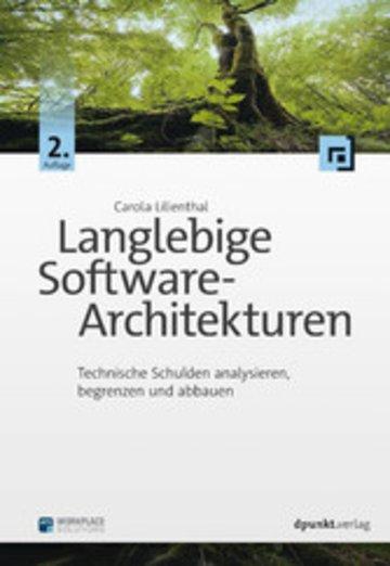 eBook Langlebige Software-Architekturen Cover