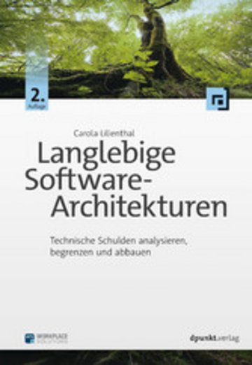 eBook Langlebige Software-Architekturen Cover