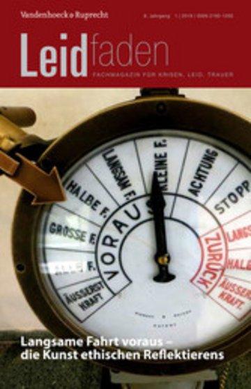 eBook Langsame Fahrt voraus - die Kunst ethischen Reflektierens Cover