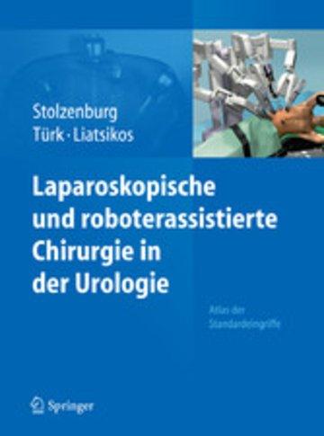 eBook Laparoskopische und roboterassistierte Chirurgie in der Urologie Cover