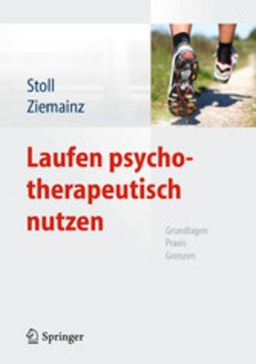 eBook Laufen psychotherapeutisch nutzen Cover