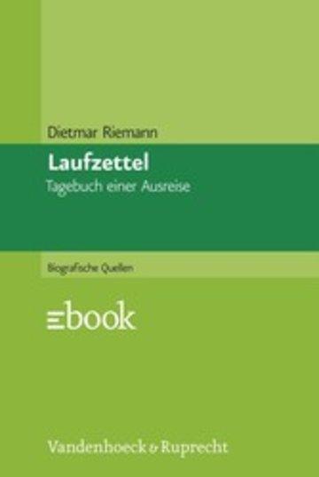 eBook Laufzettel Cover