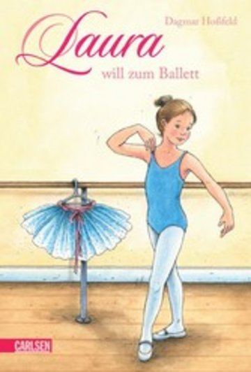 eBook Laura 1: Laura will zum Ballett Cover