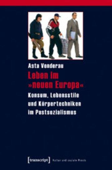eBook Leben im »neuen Europa« Cover