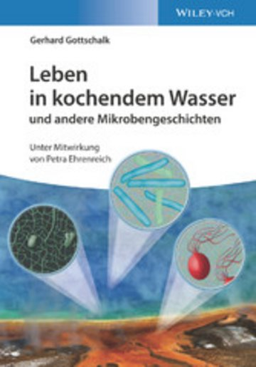 eBook Leben in kochendem Wasser und andere Mikrobengeschichten Cover