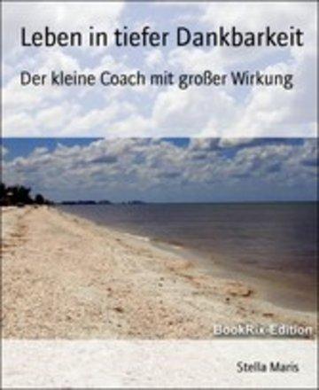 eBook Leben in tiefer Dankbarkeit Cover