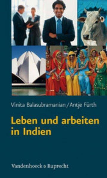 eBook Leben und arbeiten in Indien Cover