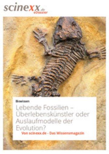 eBook Lebende Fossilien Cover