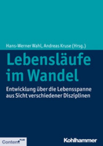 eBook Lebensläufe im Wandel Cover