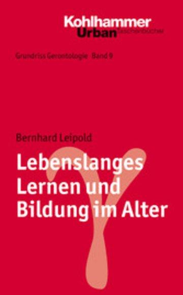 eBook Lebenslanges Lernen und Bildung im Alter Cover