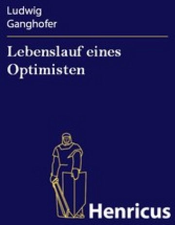 eBook Lebenslauf eines Optimisten Cover