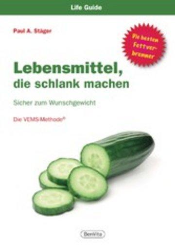 eBook Lebensmittel, die schlank machen Cover