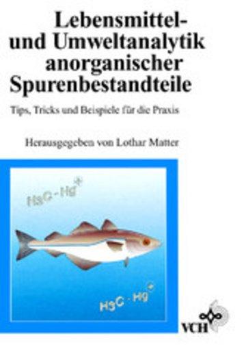 eBook Lebensmittel- und Umweltanalytik anorganischer Spurenbestandteile Cover