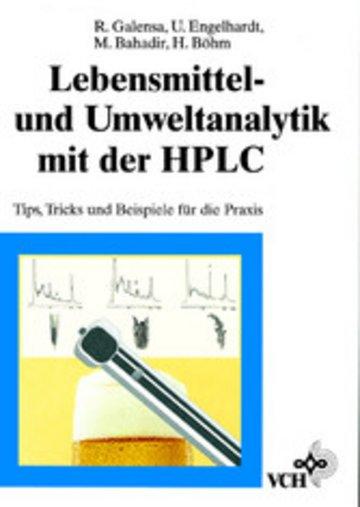 eBook Lebensmittel- und Umweltanalytik mit der HPLC Cover