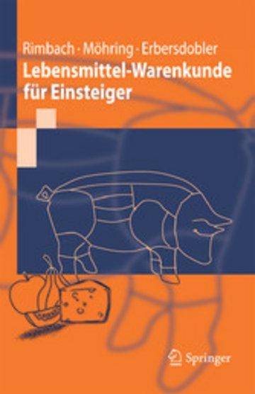 eBook Lebensmittel-Warenkunde für Einsteiger Cover
