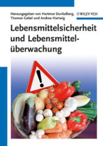 eBook Lebensmittelsicherheit und Lebensmittelüberwachung Cover